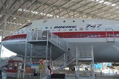 N7470 (LAXSPOTTER97) Tags: n7470 boeing 747 747100 cn 20235 ln 1 company aviation airport airplane kbfi museum flight jet blast bash