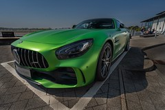 AMG GTR aggression (gaztotalmods) Tags: