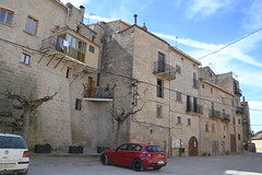Cal Marian, l'Espluga Calba (esta_ahi) Tags: calmarian ipa13954 arquitectura architecture lesplugacalba esplugacalva lesgarrigues lleida lérida españa spain испания