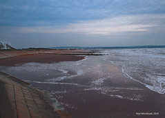 brush coast (paulmorshead) Tags: coastline dawlish sun rise