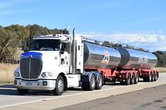 McColls - Kenworth T609 (Scottyb28) Tags: truck trucks trucking highway haulage diesel interstae