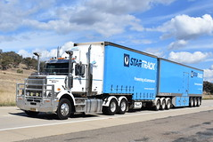 Western Freight Management - Western Star (Scottyb28) Tags: truck trucks trucking highway haulage diesel interstae