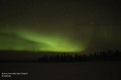 Aurora Borealis 01 (Matt's photostream) Tags: aurora borealis northern lights finland ivalo astrophotography nikon d5600