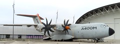 F-WWMT A400M (kitmasterbloke) Tags: aeroscopia toulouse museum aviation aircraft heritage preserved displayed indoor france