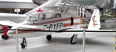 F-PYFP Rutan Vari-Viggen (kitmasterbloke) Tags: aeroscopia toulouse museum aviation aircraft heritage preserved displayed indoor france