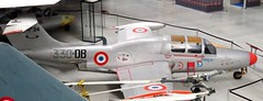 330-DB MS760 Paris-Nice II (kitmasterbloke) Tags: aeroscopia toulouse museum aviation aircraft heritage preserved displayed indoor france