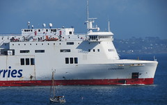 19 04 16 BF Connemara Roscoff (6) (pghcork) Tags: brittanyferries brittany bretagne roscoff connemara ferry ferries carferry 2019