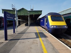 43091+43185 (Conner Nolan) Tags: 43091 43185 hst gwr greatwesternrailway bristoltemplemeads