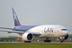 LANCO N776LA Boeing 777-F16 cn/38091-1038 @ Aalsmeerbaan EHAM / AMS 25-12-2015 (Nabil Molinari Photography) Tags: lanco n776la boeing 777f16 cn380911038 aalsmeerbaan eham ams 25122015