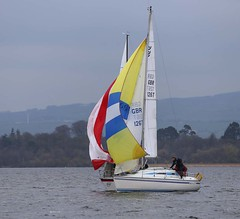 close (antrimboatclub) Tags: spinnaker atlantic challenge antrimboatclub boat sail sailing ireland sixmilewater loughneagh antrimbay antrim