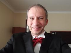 Easter Ball 2019 (derekthesec) Tags: primark marks spencer black dinner suit easter ball northampton hotel