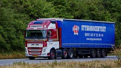 AH80218 (18.08.09, Motorvej 501, Viby J)DSC_7214_Balancer (Lav Ulv) Tags: 257531 stykgodscentretskive volvo volvofh fh4 fh460 globetrotter 2013 e5 euro5 6x2 curtainside planentrailer gardintrailer schmitztrailer red truck truckphoto truckspotter traffic trafik verkehr cabover street road strasse vej commercialvehicles erhvervskøretøjer danmark denmark dänemark danishhauliers danskefirmaer danskevognmænd vehicle køretøj aarhus lkw lastbil lastvogn camion vehicule coe danemark danimarca lorry autocarra danoise vrachtwagen trækker hauler zugmaschine tractorunit tractor artic articulated semi sattelzug auflieger trailer sattelschlepper vogntog oplegger sættevogn motorway autobahn motorvej vibyj highway hiway autostrada