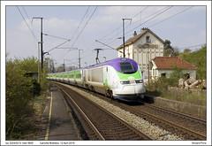 Izy 3224/3213 - Lamotte Brebière - 9605 (12-04-2019) (Vincent-Prins) Tags: eurostar tmst 3224 3213 izy lamottebrebière 9605