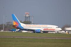 G-GDFK BFS 21/04/19 (ethana23) Tags: planes aviation jet2 boeing 737 737300