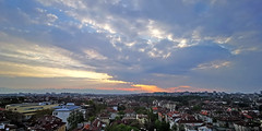 20.04.2019 (andriana andreeva photography) Tags: city cityscape landscape roofs sun sunset sunrise clouds rooftops bulgaria sofia spring town
