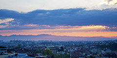 21.04.2019 (andriana andreeva photography) Tags: landscape cityscape city sunrise sunset clouds mobilephoto bulgaria europe facades rooftops roofs sun sofia