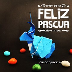 Origami Time! Rabbit by Matsuda Keigo 16/52 #おりがみ #日本 #中國 #대한민국 #Uk #Deutsche #Россия #Ελλάς #春 #兎 #Origami #Paper #Foldedbyme #Foldoftheday #Instaorigami #Easter #Spring #ElParaiso #Sunday #Apr #21 #2019 #Caracas #Venezuela #chicoquick (chicoquick) Tags: おりがみ 日本 中國 대한민국 uk deutsche россия ελλάσ 春 兎 origami paper foldedbyme foldoftheday instaorigami easter spring elparaiso sunday apr 21 2019 caracas venezuela chicoquick