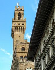 La torre di Arnolfo (giorgiorodano46) Tags: settembre2007 september 2007 giorgiorodano firenze toscana tuscany italy palazzovecchio palazzodellasignoria arnolfodicambio torre tower