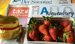 Die Ersten (ehem. Diether Petter) Tags: erdbeeren fraises strawberries