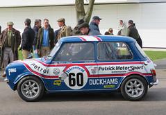 1979 Mini 1275 GT (jane_sanders) Tags: goodwood motorcircuit westsussex sussex 77thmembersmeeting 77mm membersmeeting mini1275gt mini 1275 gt gerrymarshalltrophy