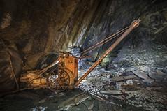 _DSC1163 (Foto-Runner) Tags: urbex lost decay abandonné mine underground ardoisière