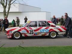 1977 BMW 530i (jane_sanders) Tags: goodwood motorcircuit westsussex sussex 77thmembersmeeting 77mm membersmeeting bmw530i bmw 530i gerrymarshalltrophy