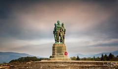 Commando Memorial (© Ian Flanagan) Tags: commando memorial speanbridge british monument scotland