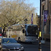 Aston Manor Coaches on Colmore Row