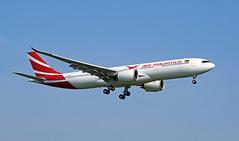 3B-NBU Heathrow 20-04-19 (IanL2) Tags: airmauritius airbus a330 neo airliners aircraft london heathrow airport 3bnbu