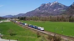 139 213 / Lokomotion - Kirnstein (lukasrothmann) Tags: bayern oberbayern heimat berge heuberg kirnstein flintsbach trains train zug lok lokomotive 139 lokomotion klv