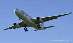 MEA A330 ~ OD-MEE (© Freddie) Tags: londonheathrow poyle heathrow lhr egll 09l arrivals middleeastairlines mea airbus a330 a332 fjroll ©freddie