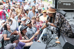 French Quarter Fest 2019 - Charmaine Neville