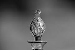Macro Mondays: Bottle cap... (Max_G6) Tags: macromondays bottlecap flacon perfume bottle glass macro cap glas flakon parfüm fläschchen glassstopper glasstopfen