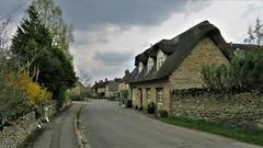 Thatched House in Buckland, Oxfordshire (Normann) Tags: house thatched buckland oxfordshire