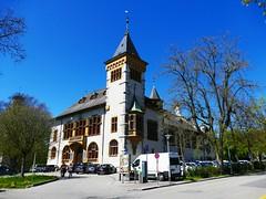 Konzertgebäude Konzertsaal Solothurn Soleure 20. April 2019 (Martinus VI) Tags: solothurn solothurner kanton de canton ville stadt y190420 martinus6 martinus6xy martinus vi aare ambassadorenstadt schweiz suisse switzerland svizzera suiza