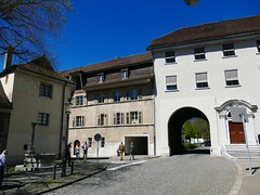 Solothurn Soleure 20. April 2019: Tor Barfüssergasse (Martinus VI) Tags: solothurn solothurner kanton de canton ville stadt y190420 martinus6 martinus6xy martinus vi aare ambassadorenstadt schweiz suisse switzerland svizzera suiza