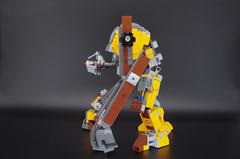Dog_OSM_LEGO_21303_03 (oeuf_en_gelee) Tags: lego moc osm alternate robot halflife dog videogame valve