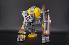 Dog_OSM_LEGO_21303_01 (oeuf_en_gelee) Tags: lego moc osm alternate robot halflife dog videogame valve