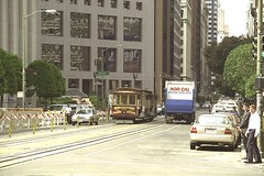 Cable Car (moacirdsp) Tags: cable car davis street financial district san francisco california usa 1995
