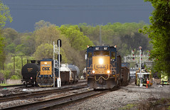 IMG_1804 (~Fred Wolfe~) Tags: trains csx