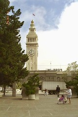 Port of San Francisco (moacirdsp) Tags: port san francisco the embarcadero financial district california usa 1995