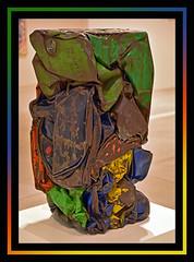 DSC_7536 ... Pour titre le n°de la photo ! (Terra Pixelis) Tags: alsace art nikond810 vert rouge bleu jaune musée colmar césar