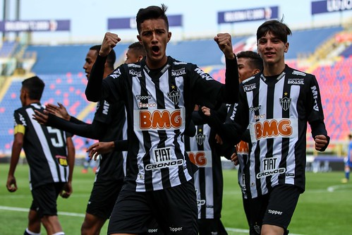 Sub-15 / Atlético x U.S. Sassuolo - 21/04/2019 - We Love Football