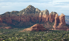 Coffee Pot Rock (geneward2) Tags: coffee pot rock sedona arizona mountain nature landscape