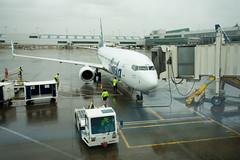 2019_04_13 KPDX stock-6 (jplphoto2) Tags: 737 737900 alaskaairlines alaskaairlines737900 boeing737 jdlmultimedia jeremydwyerlindgren kpdx n596as pdx portlandinternationalairport aircraft airline airplane airport avation travel
