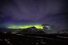 Iceland Aurora (Aaron B Photos) Tags: nightphotography longexposure night auroraborealis northernlights aurora iceland