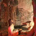 Crystal Shrine Grotto: Christ in Gethsemane thumbnail