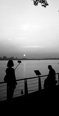 Selfie (Yiing Juii) Tags: 淡水 tamsui taipei newtaipei 台北 taiwan 台灣 新北市