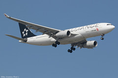B-6091 (Baz Aviation Photo's) Tags: b6091 airbus a330243 air china cca ca heathrow egll lhr 09l star alliance ca787