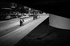triangular moment (gato-gato-gato) Tags: apsc fuji fujifilmx100f street streetphotography x100f zurich autofocus flickr gatogatogato pocketcam pointandshoot streettogs wwwgatogatogatoch black white schwarz weiss bw blanco negro monochrom monochrome blanc noir strasse strase onthestreets streetpic streetphotographer schweiz switzerland suisse svizzera sviss zwitserland isviçre zuerich zurigo zueri fujifilm fujix x100 x100p digital